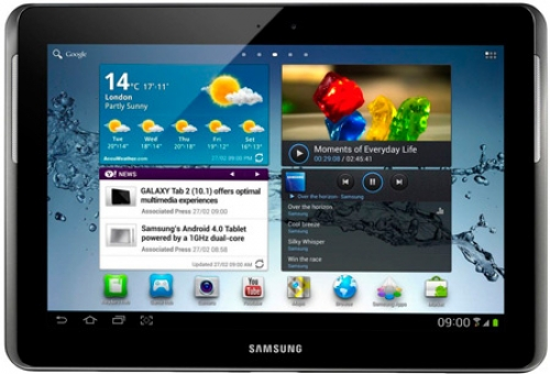 Samsung P5100 Galaxy Tab 2 10,1