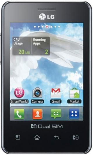 LG E405 Optimus L3 Dual Sim