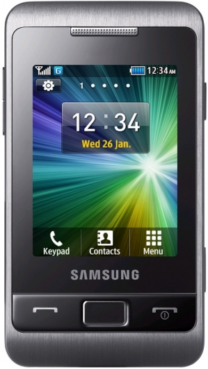Samsung C3332 Champ 2 Duos