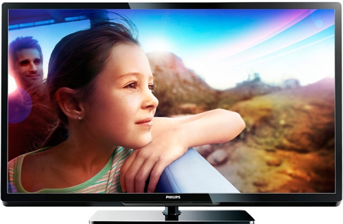 Philips 40PFL3107H LED TV 3100 series