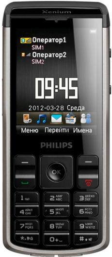 Philips Xenium X333 Champion