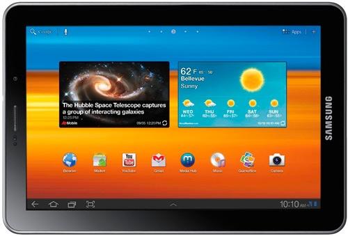 Samsung P6800 Galaxy Tab 7,7