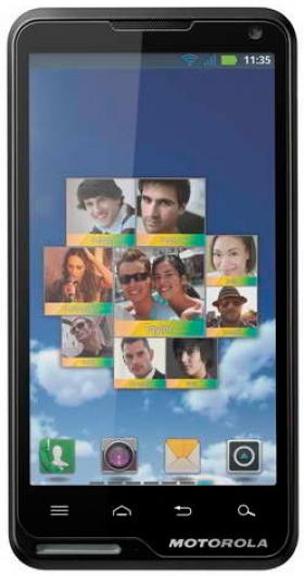 Motorola XT615 MotoSmart Plus
