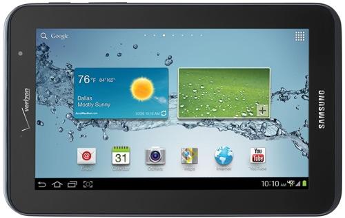 Samsung i705 Galaxy Tab 2 7.0 LTE