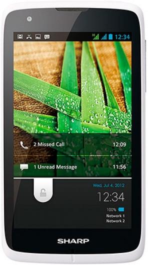 Sharp SH530U Aquos Phone