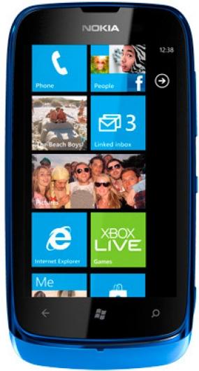 Nokia 610 Lumia