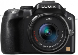 Panasonic DMC-G5 Lumix